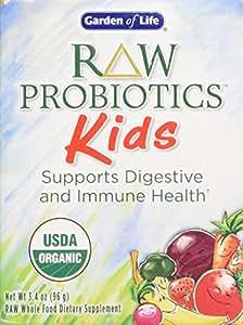 Garden Of Life Raw Organic Probiotic Kids 96g Powder Health Personal Care