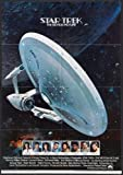Star Trek Poster The Motion Picture #01 11x17 Master Print