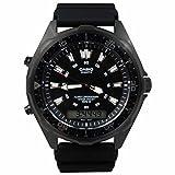 Casio AMW320B-1A Mens Black Watch