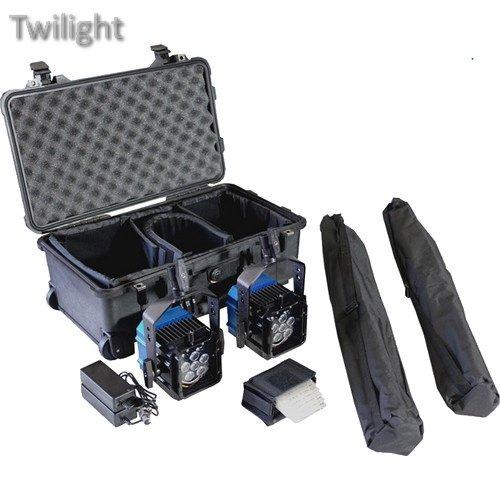 Nila Zaila High-Speed Lab Tungsten-Balanced 2-Light LED Kit (High Speed Camera 5000 Fps compare prices)
