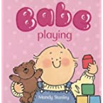Book Review on Playing (Collins Baby & Toddler: Babe Board Books)