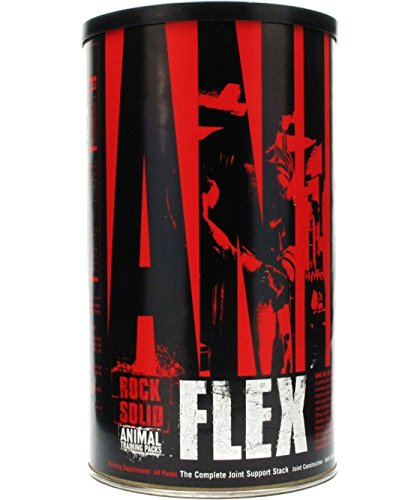 Animal Flex By Universal Nutrition - The Complete Joint Support Stack - 44 Packs
