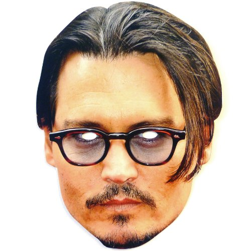 Celebrity Masks - Johnny Depp