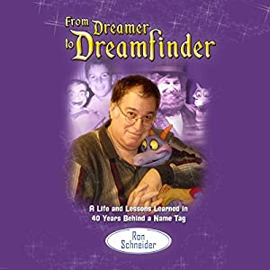 From Dreamer to Dreamfinder Audiobook