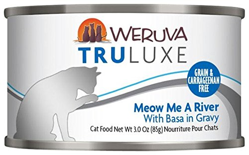 Weruva TRULUXE Meow Me A River - With Basa In Gravy