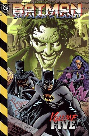 Batman No Mans Land TP Vol 05