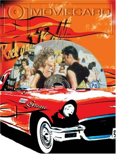 Grease - Moviecard (Glückwunschkarte inkl. Original-DVD)
