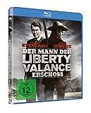 Image de BD * Der Mann Der Liberty Valance Erschoss BD [Blu-ray] [Import allemand]
