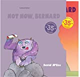 David McKee Not Now, Bernard: Limited Edition Slipcase