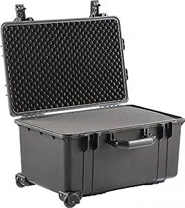 Valise technique étanche avec Trolley - 104 L