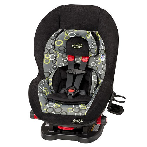 Evenflo Triumph LX Convertible Car Seat - Oh!