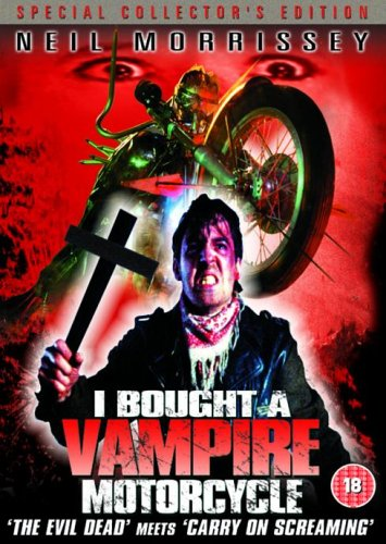 I Bought a Vampire Motorcycle / ��������-������ (1990)