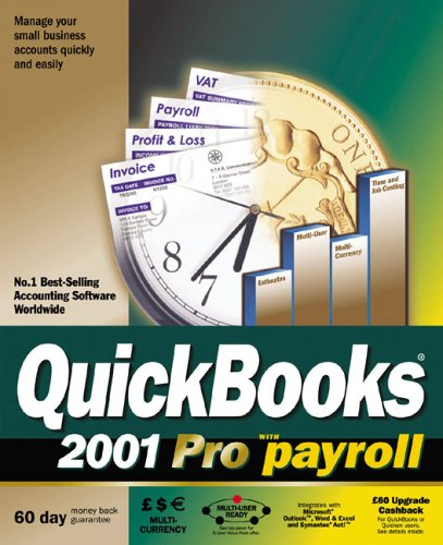 QuickBooks 2001 with Payroll
