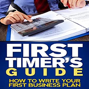First Timer's Guide Audiobook