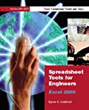 img - for Spreadsheet Tools for Engineers: Excel 2000 Version book / textbook / text book
