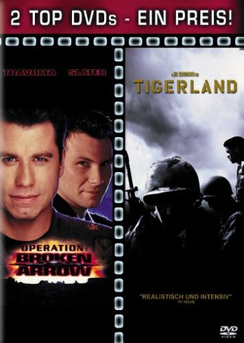 Operation: Broken Arrow / Tigerland [2 DVDs]