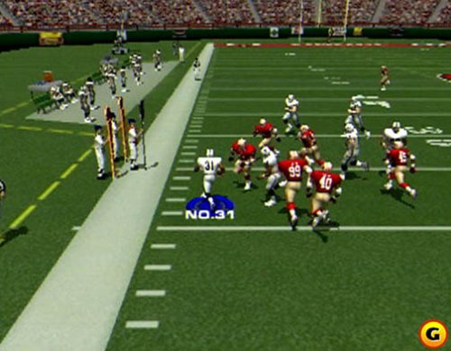 an analysis of the game madden nfl 2001 Madden nfl 2001 features an all-new and exclusive nfl coaches club license, which means you'll see coaches on the sidelines and hear them yelling encouragement, comments and criticisms madden get ready for a dose of bone-crunching football action on the playstation 2 with madden nfl 2001.