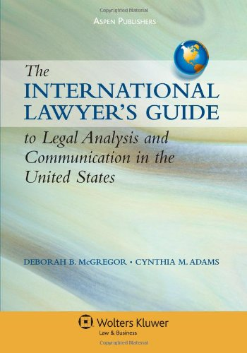 International Lawyers Gde To Legal Analysis &...