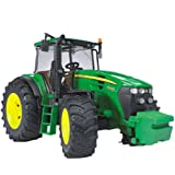 Bruder - Véhicules sans piles - Tracteur John Deere 7930