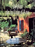 img - for Jardins de la c te d'azur (French Edition) book / textbook / text book