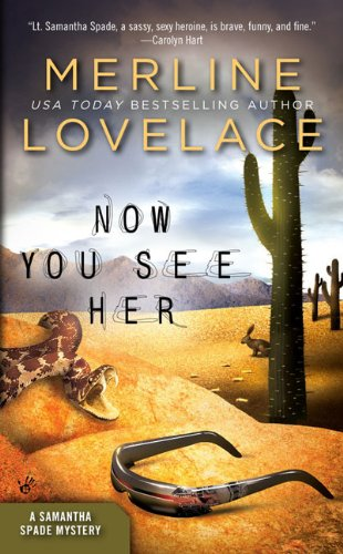 Image of Now You See Her (A Samantha Spade Mystery)