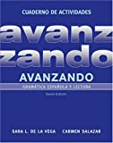 img - for Avanzando, Workbook: Gram tica espa ola y lectura book / textbook / text book