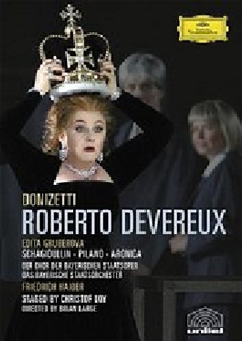 Roberto Devereux (Gruberova, Bayer) -Donizetti- DVD