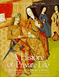 A History of Private Life: Revelations of the Medieval World v. 2 (History of Private Life)