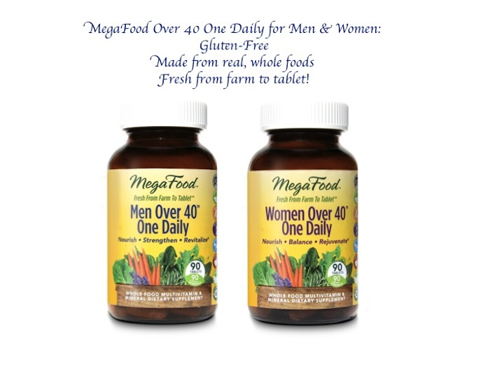 Whole food daily supplement