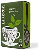 Clipper Organic Green 25 Teabags (Pack of 6, Total 150 Teabags)