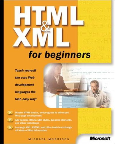 HTML and XML for Beginners