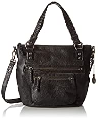 The SAK Mariposa Satchel Top Handle Bag