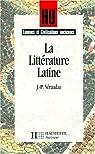 La Litt�rature latine par N�raudau