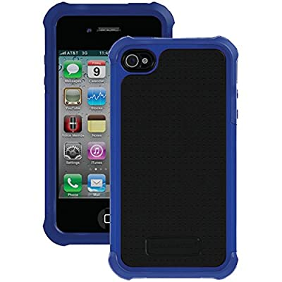 Ballistic Soft Gel Case - Retail Packaging - Purple/Teal by Ballistic