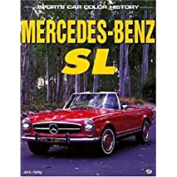 Mercedes Benz SL (Sports Car Color History)