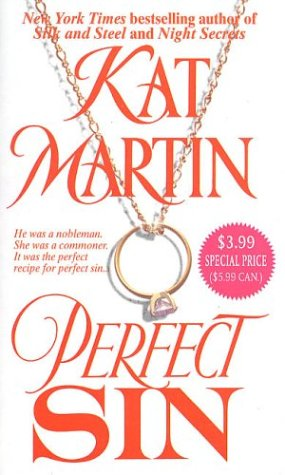 Perfect Sin, Kat Martin