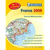 MOT Atlas France 2009 (Michelin Tourist & Motoring Atlases) (Michelin Tourist and Motoring Atlases)