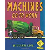 Machines Go To Workby William Low