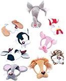 Fancy para fiestas Wildlife Animal Máscara de Disfraz de libro la semana con sonido UK