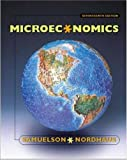 Microeconomics w/ PowerWeb (0072509082) by Samuelson, Paul A