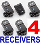 Wireless CT-04 Flash Trigger with 4 R...