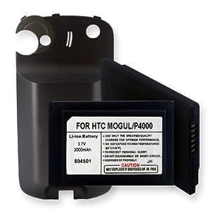 HTC MOGUL/P4000 LI-ION 2000mAH/ST. GRAY-Battery