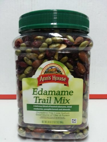 Ann's House Edamame Trail Mix ( 2lb 2oz) by Ann's House of Nuts