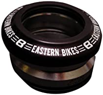 Eastern Bikes 45/45 Campagnolo Style Headset (Matte Black)