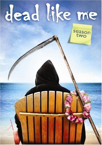 Dead Like Me: Complete Second Season [DVD] [Import]