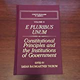 img - for Constitutionalism in America book / textbook / text book