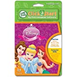 Click Start Disney Princess: The Love Of Letters Leap Frog My First Computer