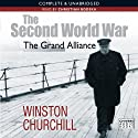 The Second World War: The Grand Alliance (       UNABRIDGED) by Winston Churchill Narrated by Christian Rodska