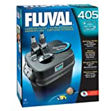 Fluval 405 External Canister Filter - 110V, 340 gallons per hour