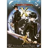 X de Clamp - Vol. 1 [Édition VO/VF]